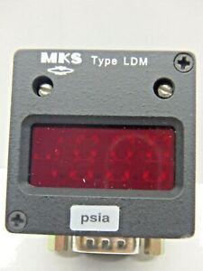 LDM-A12PA2CC1 / PSIA DIGITAL GAUGE / MKS