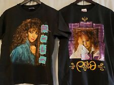 Vintage Reba McEntire Concert T-Shirts 1993, 1994