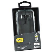 Véritable OtterBox Symmetry Samsung Galaxy S8+ Plus Transparent Robuste Étui Fin