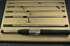 "Shakespeare Excursion 66PR 6'6"" (1.98M) Travel Fishing Rod: 5 ounces, 6 pieces"