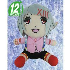 "Tokyo ghoul suzuya juuzou figure stuffed plush doll cartoon toy 12"" cute"