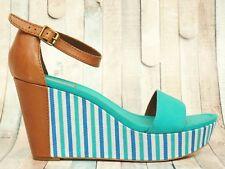 MARC O POLO ▲ Keilabsatz Plateau Sandale Gr. 41 (7,5) Damen Schuh Shoes TOP!