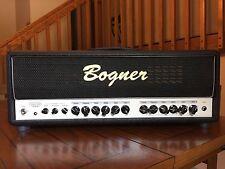 Bogner Uberschall Twin Jet 150-watt High-gain Tube Guitar Amp Head