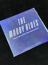 The Moody Blues - Promo CD I Know You're Out There Somewhere From Sur La Mer CD