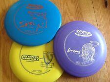 Innova Disc Golf Frisbee Starter Set