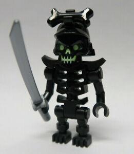 Awaken Skeleton Warrior 71721 71722 Black Ninjago LEGO Minifigure