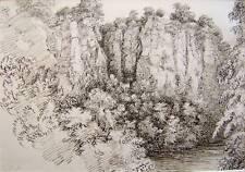 MATLOCK DERBYSHIRE (2) INK  JOHN WILSON 1870