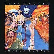 Dave Davies ~ CHOSEN PEOPLE ~ cd 1983/2005 (Ray.The Kinks) U.S. SELLER