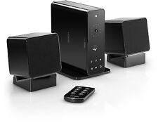 ORIGINALE Denon Carino NFC ultera compatto Bluetooth Sistema Audio per Mac/PC/Laptop