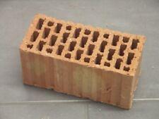 11,5er Unipor Blockziegel 2DF Hochlochziegel 24x11,5x11,3 Porotonsteine