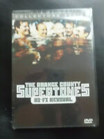 THE  ORANGE  COUNTY  SUPERTONES  -  HI-FI  REVIVAL , DVD  2002 , ROCK , PUNP,NEU