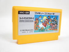 SUPER MARIO BROS Famicom Nintendo NES Free Shipping Hit-Japan fc