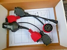 Otc 3825 01 Pegisys Diagnostic Usa European Cable Starter Kit