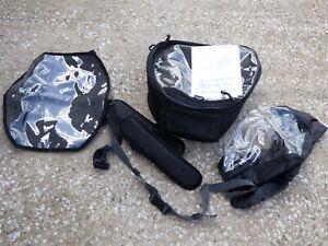 GENUINE TRIUMPH DAYTONA 675 ACCESSORY 15 LITRE TANK BAG KIT