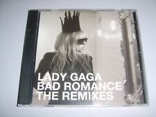 LADY GAGA - Bad Romance US 2009 Streamline CD - 7 Mixes! NEW/SEALED!