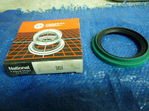 New 78-96 Chrysler Laser Dodge Plymouth Federal Mogul 5604 Front Wheel Seal Kit