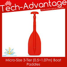 1 X TELESCOPIC MICRO 0.5~1.07M COMPACT KAYAK BOAT CANOE OARS PADDLES