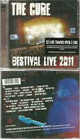 THE CURE : THE CURE EN CONCERT LIVE 2011 ( 2 CD - NEUF EMBALLE - NEW & SEALED )