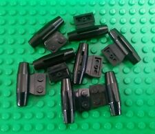 *NEW* Lego Black 1x4 w Bar Rocket Boosters  Space Ships Planes Cars - 8 pieces