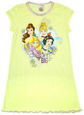 Pyjamas chemises de nuit Disney pour fille de 2 à 16 ans