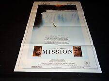 MISSION robert de niro   affiche cinema  originale