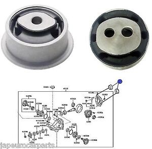 For LEXUS GS300 GS350 GS430 GS460 06-11 REAR DIFFERENTIAL MOUNTING BUSHES