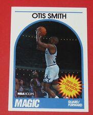# 303 OTIS SMITH MAGIC ORLANDO 1989 NBA HOOPS BASKETBALL CARD