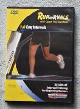 Runervals 1.0 Easy Intervals - Dvd - Mint Condition