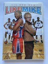 LIKE MIKE DVD- Region 4 in GC