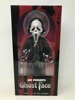 "LDD 10"" Ghost Face Scream Living Dead Dolls Icon of Halloween (2020) Mezco NEW!"