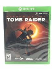 Shadow of the Tomb Raider (Xbox One, 2018) Brand New Sealed
