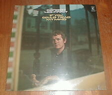 """GORDON LIGHTFOOT 1971 """"If You Could Read My Mind"""" LP SEALED VG++"""