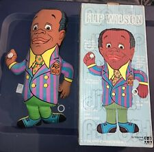 1970 Shindana Flip Wilson Geraldine talking doll-MINT/UNUSED in box-mute