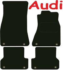 Tailored Deluxe Quality Car Mats Audi a7 2010 Onwards ** Black **