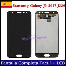 Pantalla Para Samsung Galaxy J3 J330F 2017 SMJ330 LCD Táctil Digitalizador Negro