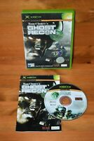 XBOX Tom Clancy's Ghost Recon - console game - PAL - 2002