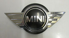 Genuine Used MINI Boot Badge & Release Button for R60 Countryman & R61 Paceman