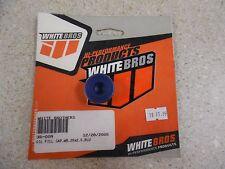 BOX21 35-008 WHITE BROTHERS OIL FILL CAP FOR HONDA CR 2STROKE APPLICATIONS NOS