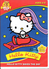 Hello Kitty Saves the Day - DVD - NEW/SEALED
