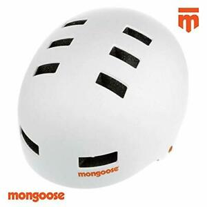 Mongoose Urban Youth/Adult Hardshell Helmet for Scooter, BMX, Cycling