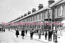 SF 293 - Robinsons Paper Shop, Foxhall Road, Ipswich, Suffolk c1912 - 6x4 Photo