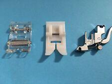 Sewing Machines Teflon and Rolling Foot Singer,Pfaff, AEG, Privileg, Fif ,W6,