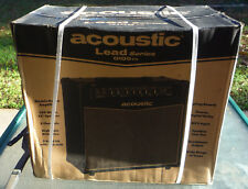 Acoustic Lead Guitar Series G100FX 100W 1x12 Guitar Combo Amp Out of Production