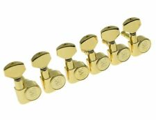 *NEW Wilkinson EZ-LOK Locking TUNERS Pegs for Fender Stratocaster Strat Gold