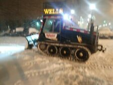 Fully Restored. 1990 Bombardier Sw48-Da Sidewalk Plow
