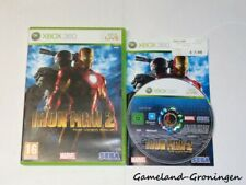 Xbox 360 Game: Iron Man 2 (Complete)