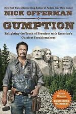 Gumption: Relighting the Torch of Freedom with America's Gutsiest Troublemakers by Nick Offerman (Paperback, 2016)