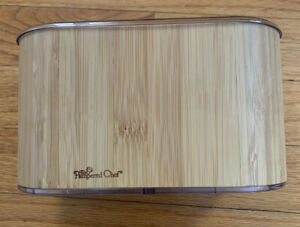 Pampered Chef Bamboo Sink Caddy #1716 - RETIRED
