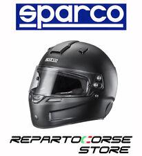 CASCO KART SPARCO MODELLO SKY KF-5W NERO - TAGLIA M - 003355