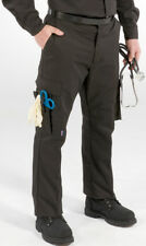 Mens Topps Pro Tuff 6 Pocket Navy Blue EMT Trousers PAnts Size 36 x 28 PP01-1810